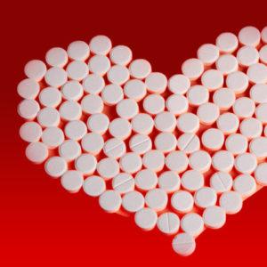 Can an aspirin a day keep heart troubles away?
